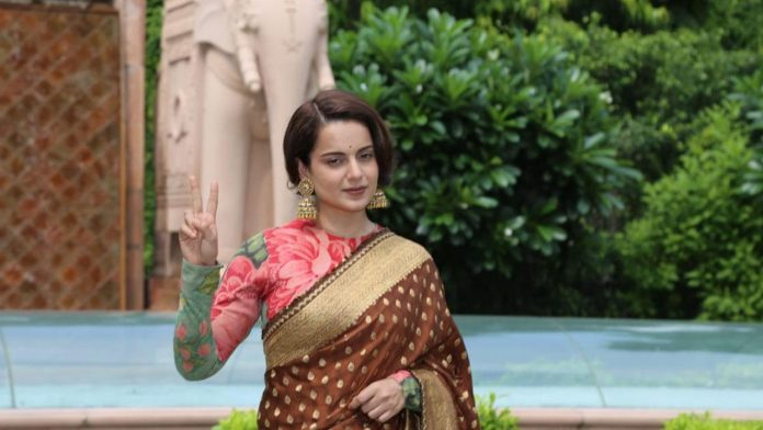 Kangana Ranaut Announces Her New Film Titled The Incarnation Sita, Check Out Poster Images